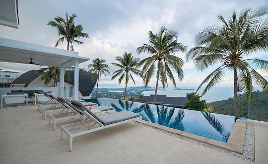 Luxury Modern Villa Koh Samui